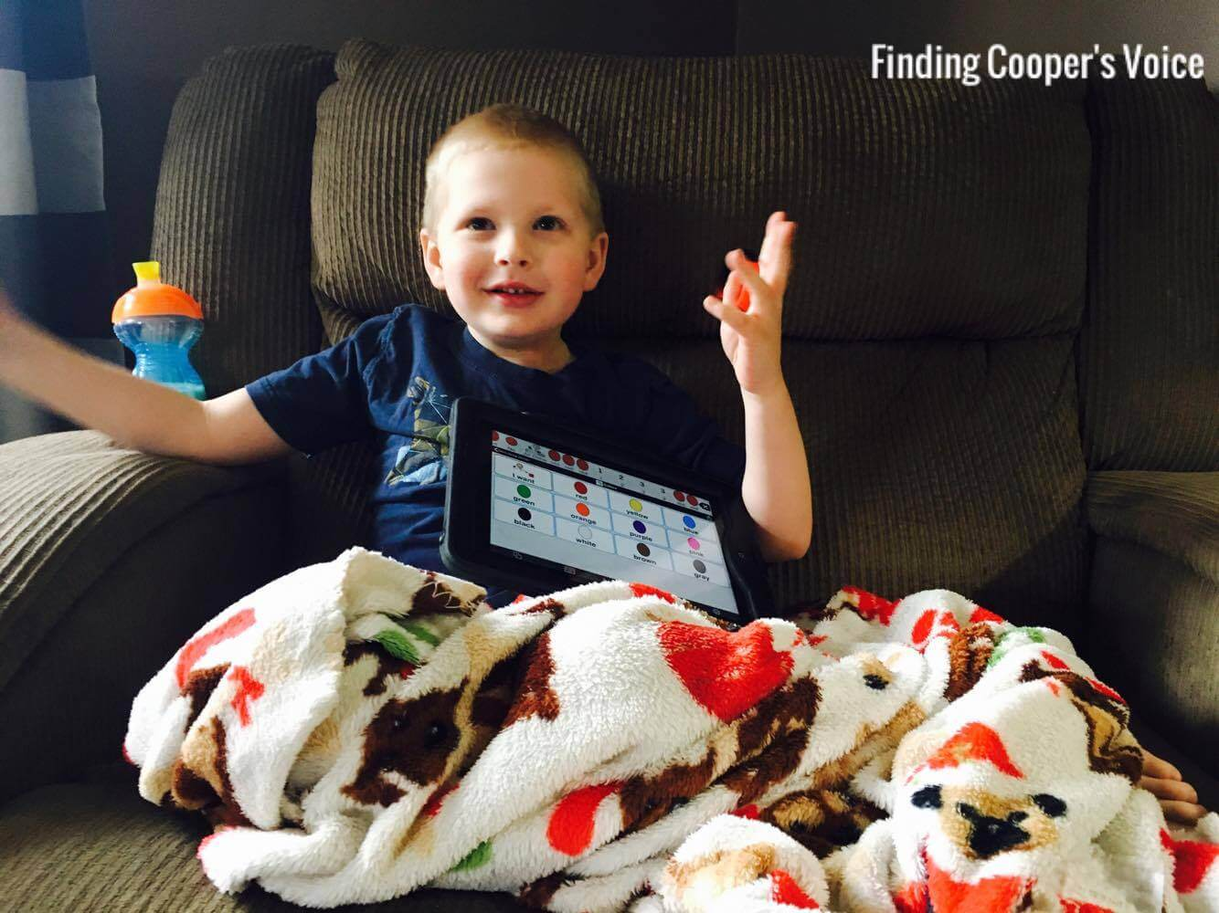 Assistive Technology for Kids With Autism - Finding Cooper's Voice