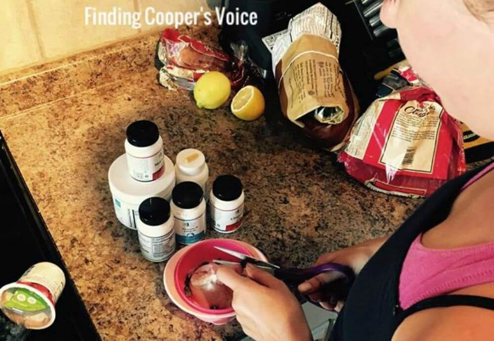 Autism and Supplements - Finding Cooper's Voice