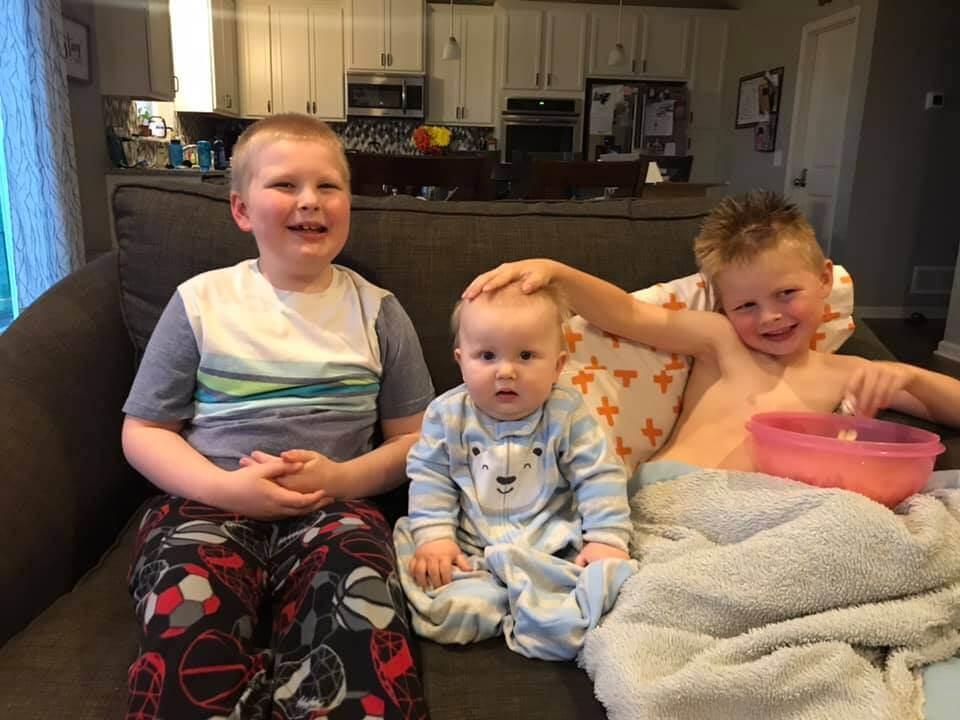 Children With Autism Find Understanding >> Brother I Don T Understand Autism Finding Cooper S Voice