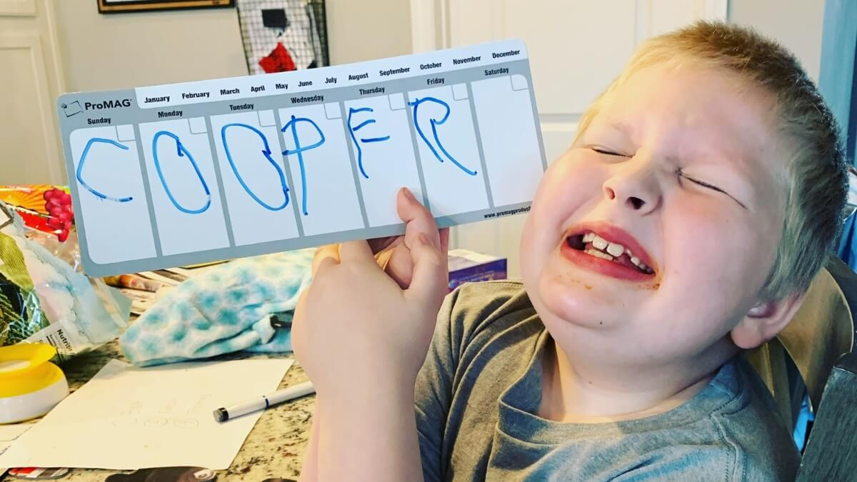 Why I Gave Up Hope - Finding Cooper's Voice